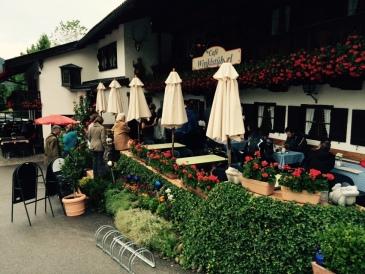 Café Winklstüberl - Die Schlange