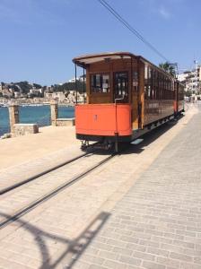 Straßenbahn in Port de Soller